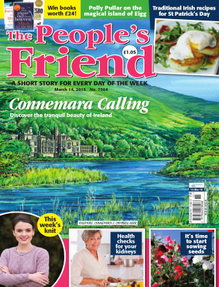 The People's Friend Issue 7564