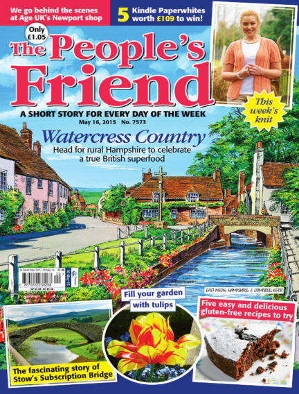 The People's Friend May 13, 2015 00:00