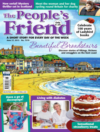 The People's Friend Issue 7579