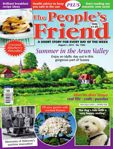 The People's Friend July 29, 2015 00:00