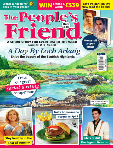 The People's Friend August 12, 2015 00:00