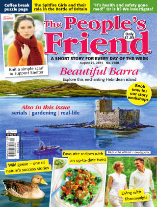 The People's Friend Issue 7588