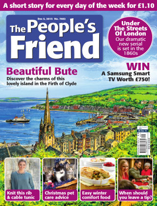 The People's Friend Issue 7602