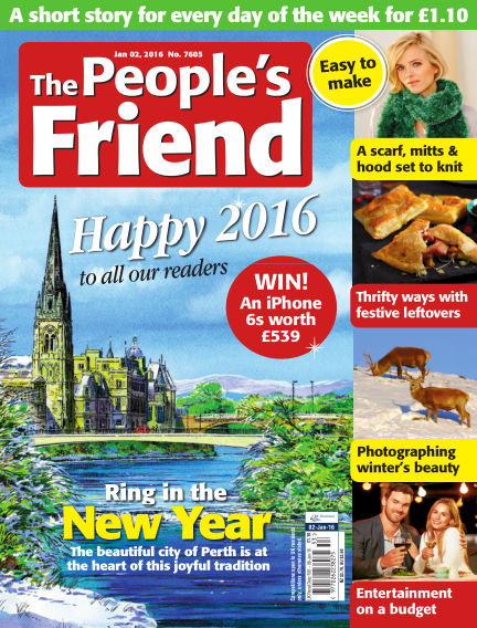 The People's Friend December 30, 2015 00:00