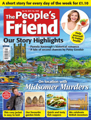 The People's Friend Issue 7609