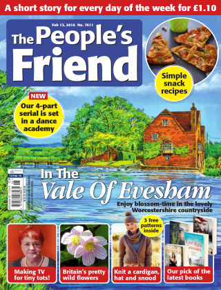 The People's Friend Issue 7611