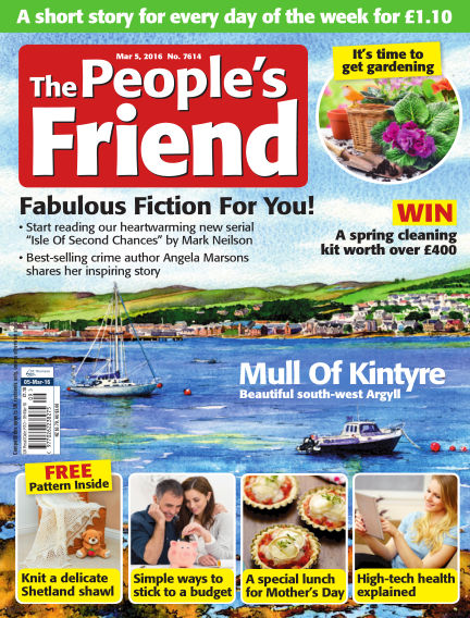 The People's Friend March 02, 2016 00:00