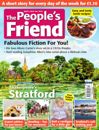 The People's Friend Issue 7618