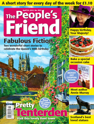 The People's Friend Issue 7621