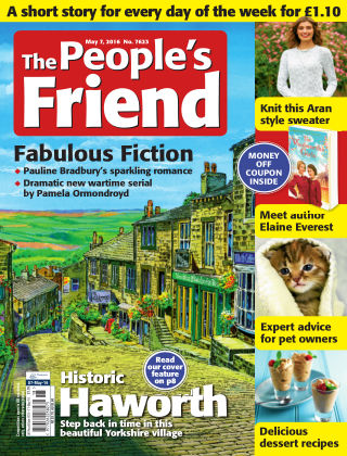 The People's Friend Issue 7623