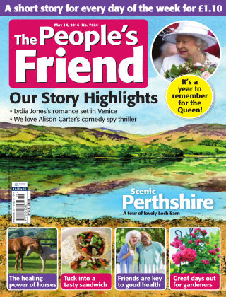 The People's Friend Issue 7624