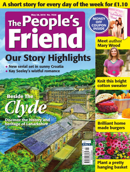 The People's Friend May 25, 2016 00:00