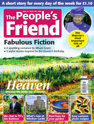 The People's Friend Issue 7628