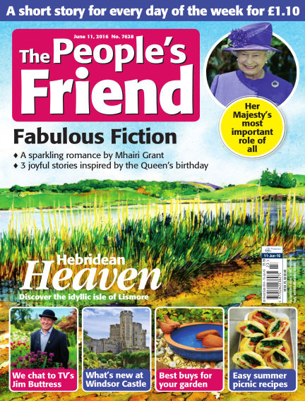 The People's Friend June 08, 2016 00:00