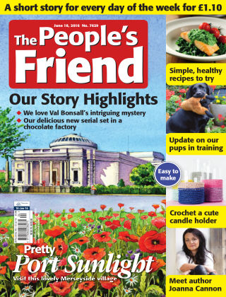 The People's Friend Issue 7629