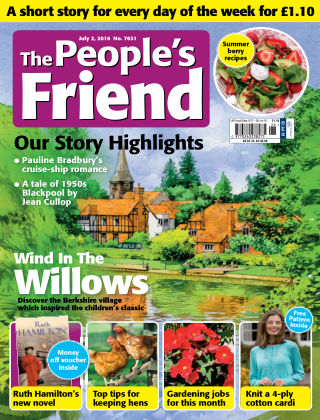 The People's Friend Issue 7631