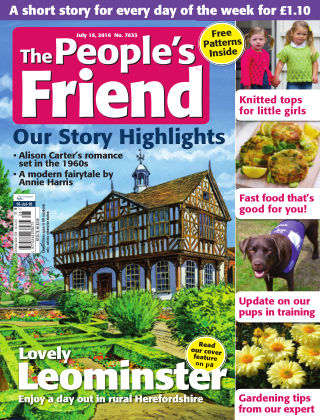 The People's Friend Issue 7633