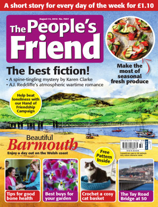 The People's Friend Issue 7637