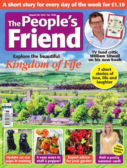 The People's Friend August 17, 2016 00:00