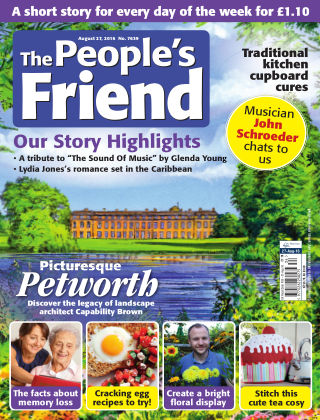 The People's Friend Issue 7639