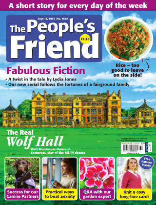 The People's Friend Issue 7642