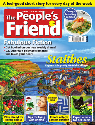 The People's Friend Issue 7644