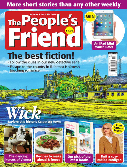 The People's Friend October 05, 2016 00:00