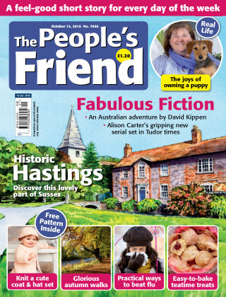 The People's Friend Issue 7646