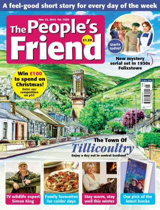 The People's Friend Issue 7650