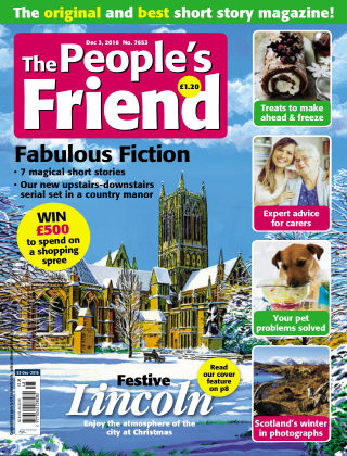 The People's Friend Issue 7653
