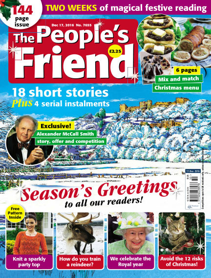 The People's Friend December 14, 2016 00:00