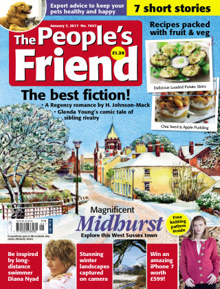 The People's Friend Issue 7657