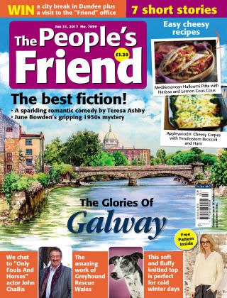 The People's Friend Issue 7659