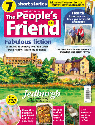 The People's Friend Issue 7660