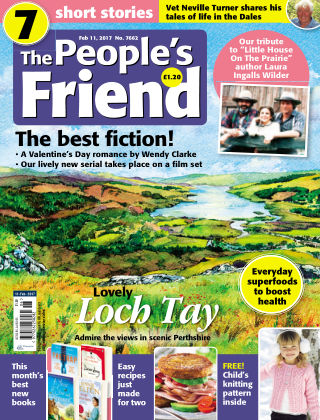 The People's Friend Issue 7662