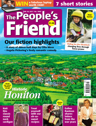 The People's Friend Issue 7663