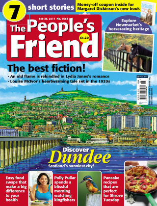 The People's Friend Issue 7664