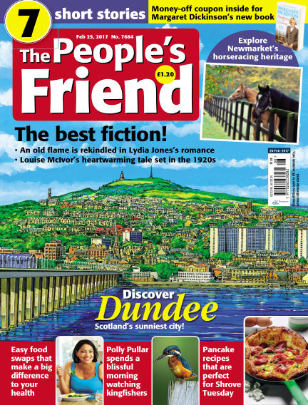 The People's Friend February 22, 2017 00:00