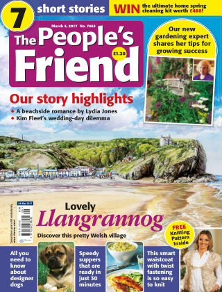The People's Friend Issue 7665