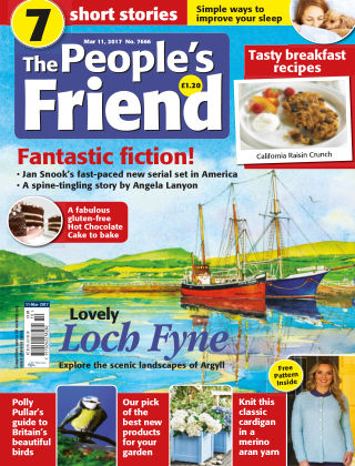 The People's Friend Issue 7666