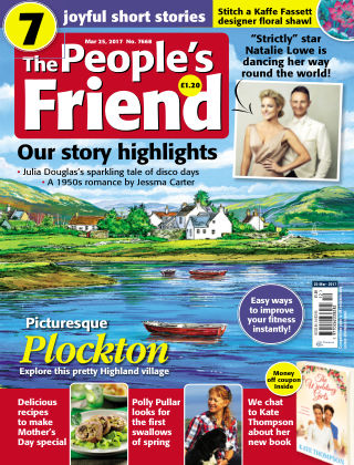 The People's Friend Issue 7668