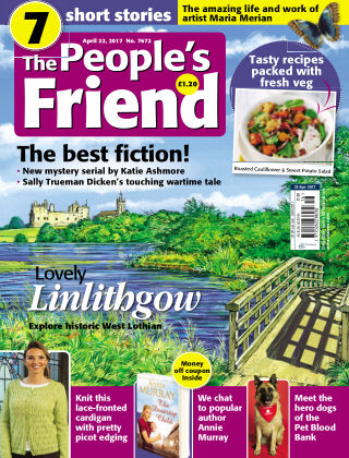 The People's Friend Issue 7672