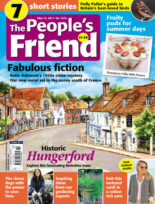 The People's Friend Issue 7675