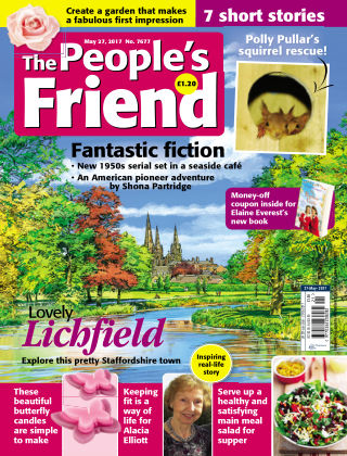 The People's Friend Issue 7677