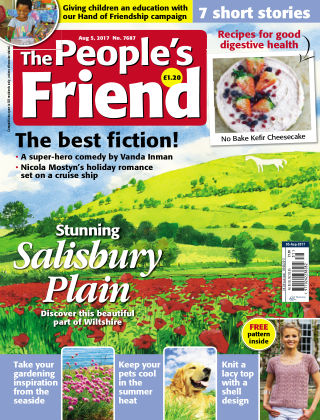The People's Friend Issue 7687