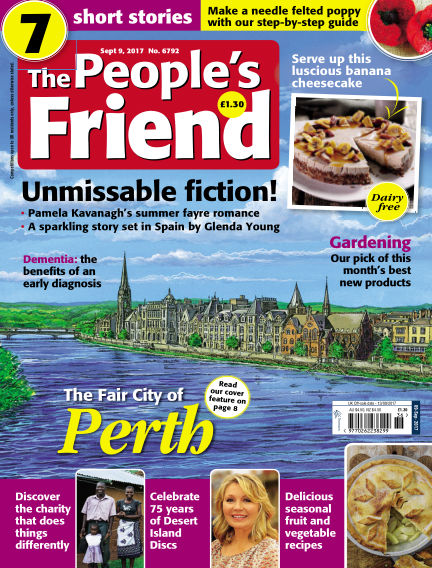 The People's Friend September 06, 2017 00:00