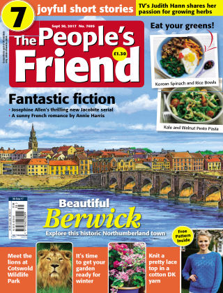 The People's Friend Issue 7695