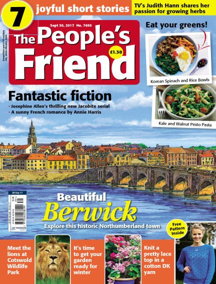 The People's Friend September 27, 2017 00:00