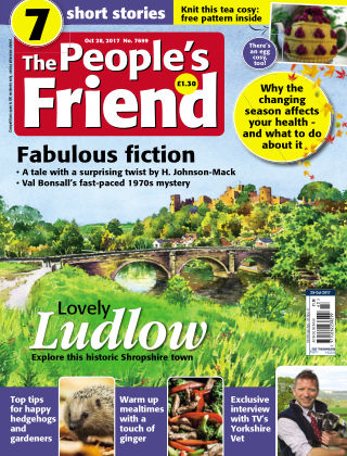 The People's Friend Issue 7699