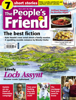 The People's Friend Issue 7700